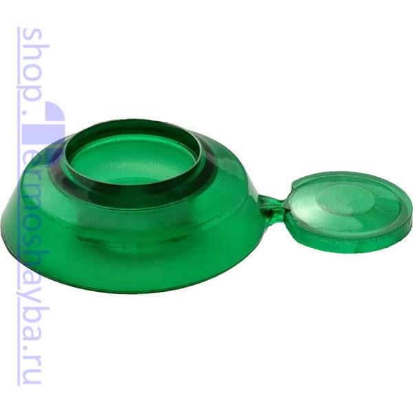 Термошайба Стандарт Зелёная