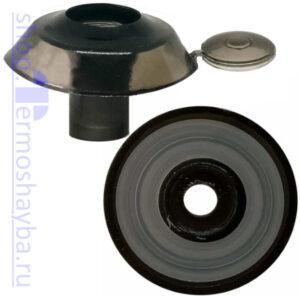 Усиленная термошайба Профи бронза с резиновым уплотнителем